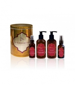 Marrakesh set  -Argan oil + X 10 u 1 + Endz + Miracle masque
