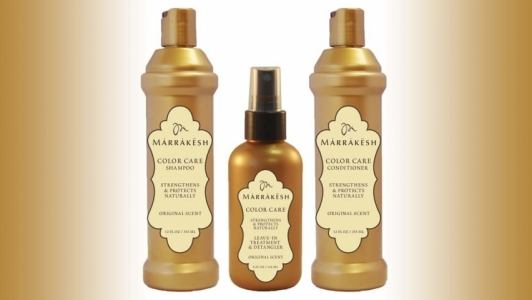 Marrakesh colour care