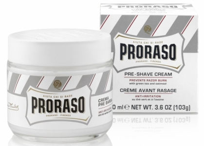 Proraso krema pre brijanja  100 ml - Sensitive