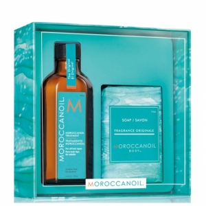 Moroccanoil Treatment + Soap