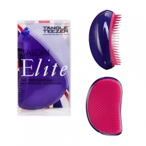 TANGLE TEEZER Salon Elite Purple/pink