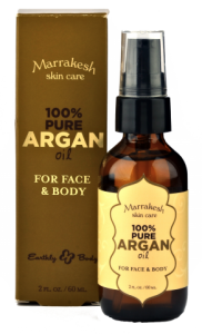 Argan oil 100%