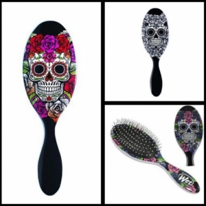 Wet brush Sugar skull (rose)