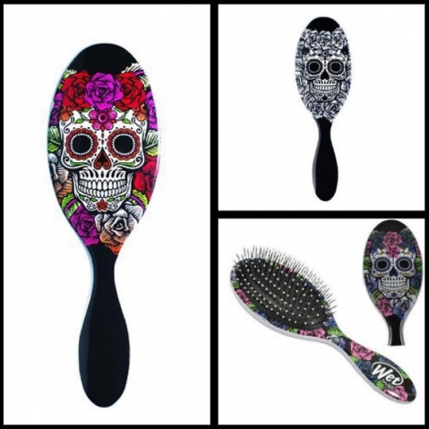 the_wet_brush_sugar_skull